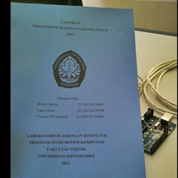laporan jarkom2
