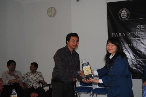 Kegiatan Penerimaan Mahasiswa Baru 2011